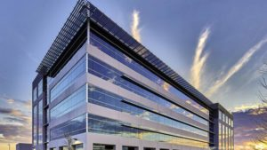 Platinum Park building in Plano will be HP's new HQ