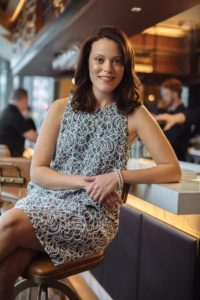 Nicole Bernard-Munoz, Sales and Marketing Manager of Bulla Gastrobar