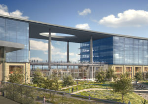Toyota's new campus seated in Plano's Legacy West development